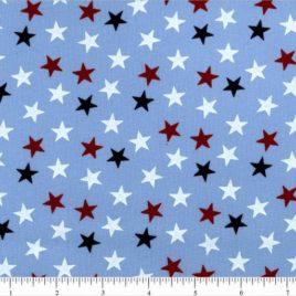 108″ RWB Stars(sm) on Blue